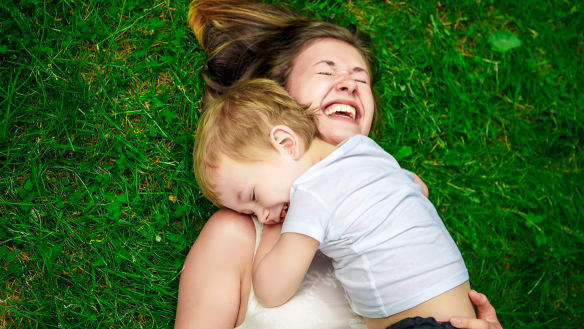 Why you're exhausted from running after your kids (and they aren't)