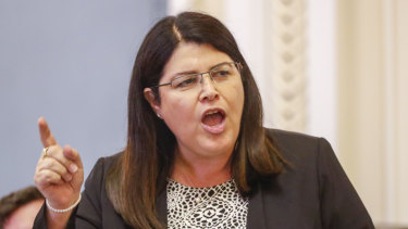 Industrial Relations Minister Grace Grace says Queensland's lowest paid workers deserve a pay rise.