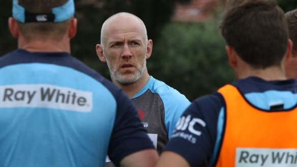 Waratahs add Welsh grit to coaching ranks