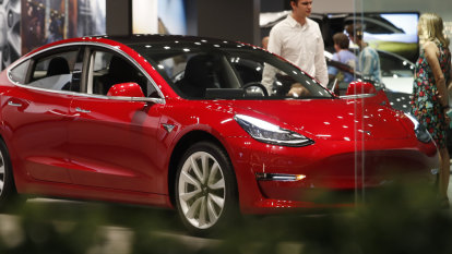 Tesla just made it harder to buy its cheapest $US35,000 electric car