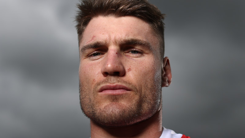 Roosters to play Angus Crichton at left centre against St Helens