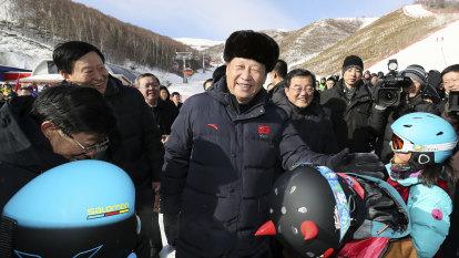 Global push to strip Beijing of Winter Olympics