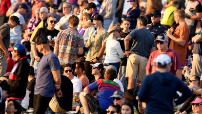 Sunshine Coast crowds cut as NRL seeks finals call within fortnight