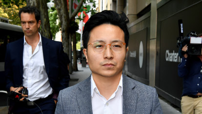 NSW Labor boss flown in Crown jet with Chinese billionaire, ICAC told