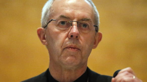 Gig economy denounced as 'evil' by Archbishop of Canterbury
