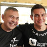 'I know what I'm doing': Tszyu won't let dad KO title dream