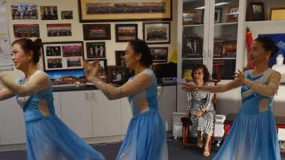 Sisterhood of dance: how veteran choreographer stays forever young