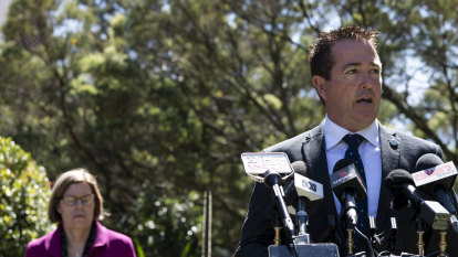 Paul Toole tipped to succeed John Barilaro as NSW Nationals leader