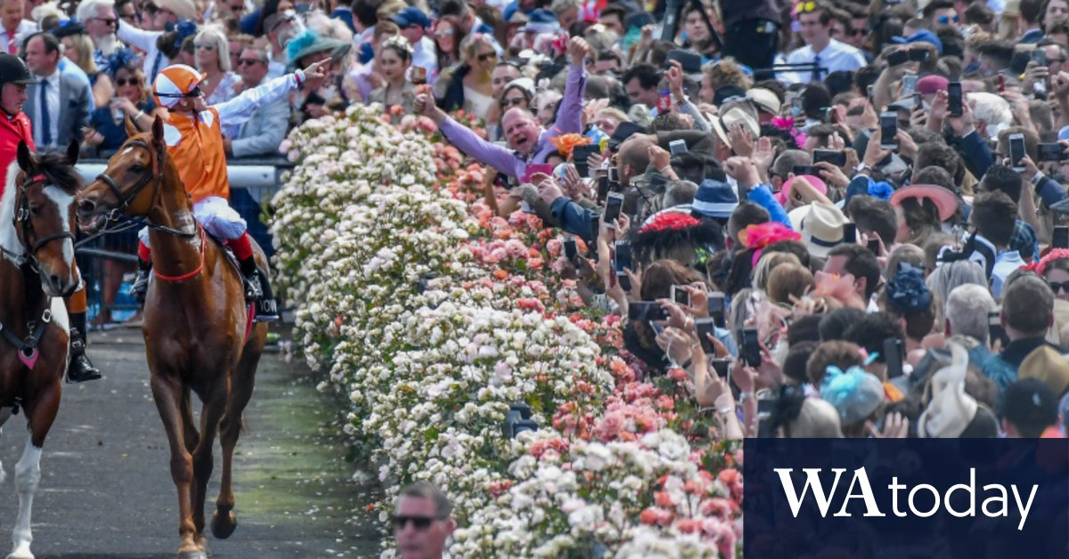 what time is the melbourne cup race in queensland