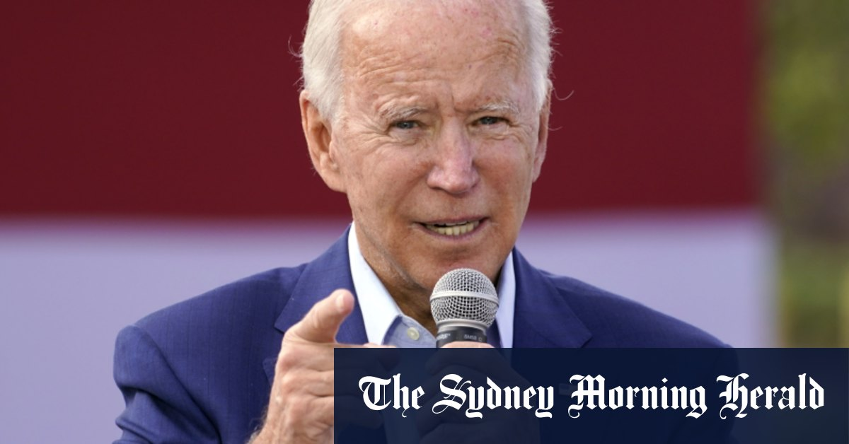 Hours before debate Biden releases tax returns and urges Trump to do so too – Sydney Morning Herald