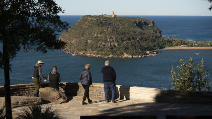 'Good for the soul': Visits to NSW national parks soar amid COVID-19