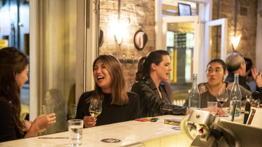 Kings Cross has transformed in recent years to a precinct of small bars and restaurants.