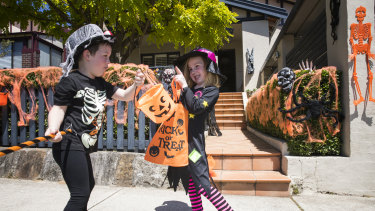 What will COVID-safe trick or treating mean?