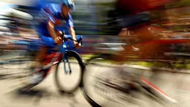 Following helmet legislation, the rate of bicycle fatalities is estimated to have dropped by 46 per cent.