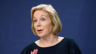 Ita Buttrose is well qualified to be chairwoman of the ABC.