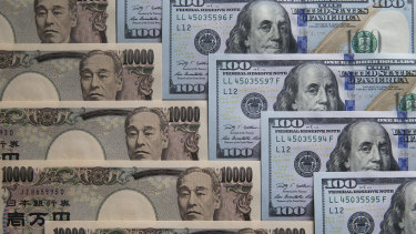 The safe-haven Japanese yen is sensitive to political turbulence.