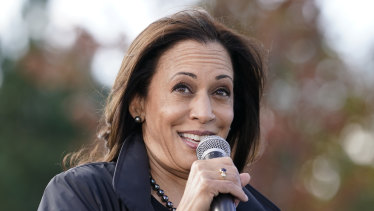 Democratic vice presidential candidate Kamala Harris is expected to have a meaningful role.