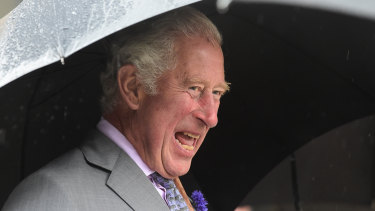 Clarence House says Prince Charles has always had an affection for Australia and Australians but never personally sought to be governor-general.