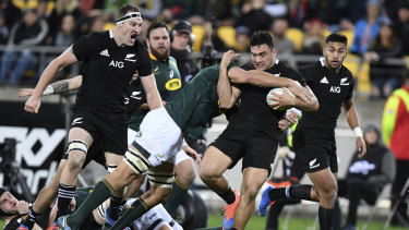 Christmas comes early at the Rugby World Cup with New Zealand and South Africa resuming hostilities on day two of the tournament.