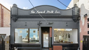 New operators of the former French Milk Bar at 153 Weston Street will pay starting rent of $65,000.