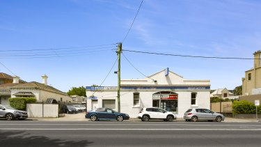 A sprawling car workshop on 981 sq m of land at 75-79 Auburn Road sold for $4.2 million.