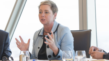 Australian Council of Superannuation Investors CEO Louise Davidson said it took AMP too long to act.
