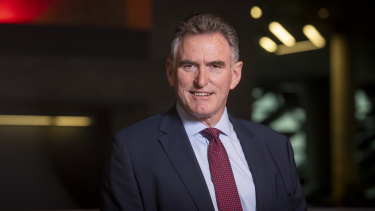 NAB CEO Ross McEwan says the bank's quarterly performance is sound.