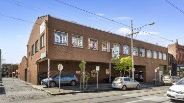 1-9 Gertrude Street, Fitzroy.