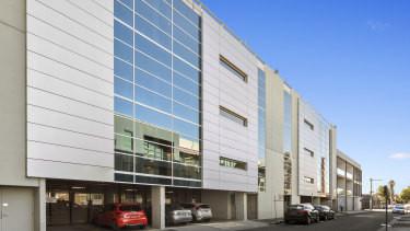 Suite 15 at 150 Chestnut Street in Cremorne sold for $925,000.