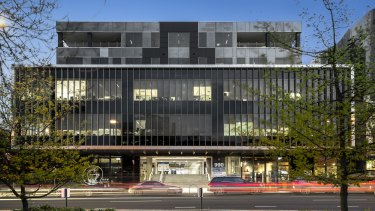 Melbourne: 990 Whitehorse Road, Box Hill.