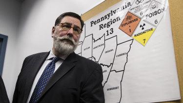 Pittsburgh Mayor Bill Peduto.