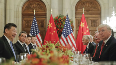 US President Donald Trump and Chinese President Xi Jinping reportedly agreed to temporarily halt the imposition of new tariffs.