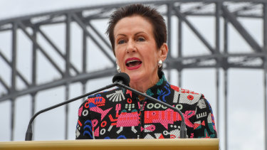 Lord mayor Clover Moore wants more federal action on the national homelessness crisis.