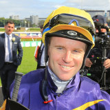 Tommy Berry has plenty of reasons to smile looking ahead to the spring.