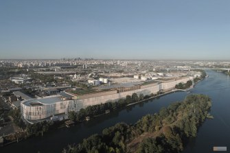 Goodman has led the charge with its recent deal in Paris to develop a 90,000-square-metre warehouse with 10,000 square metres of office space with HAROPA PORT, which is the fifth largest north-European port complex.