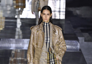 Burberry clothes could be cheaper in Australia under the deal.