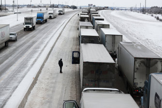Winter storm Uri in Texas in February this year drove up catastrophe costs for QBE.