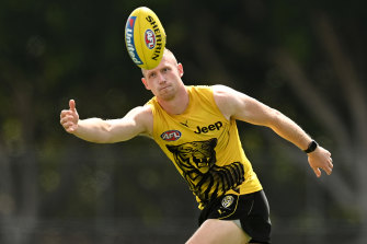 Richmond have a complex defensive system.