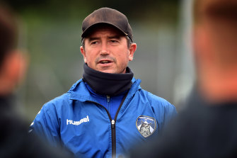 Socceroos legend Harry Kewell - now in charge of English League Two outfit Oldham Athletic - has tested positive to COVID-19.