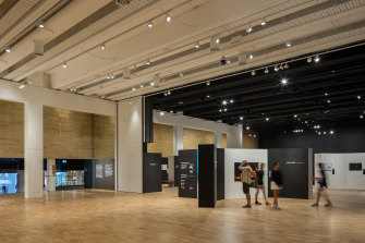 The museum's Project Discover renovation, designed byCox Architecture with Neeson Murcutt + Neille took home multiple awards.