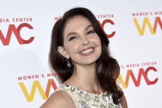 Actor Ashley Judd