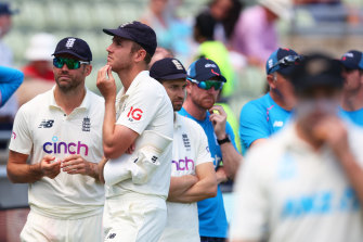 England were well-beaten in their two-Test series with New Zealand.