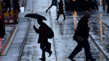 One senior forecaster said Sunday's forecast was simply ''miserable''.