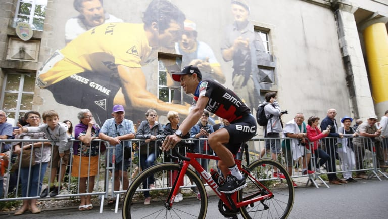 Richie Porte's quest to claim the Tour de France will start in Belgium next year.