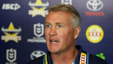 Garth Brennan's tenure at the Titans is over.
