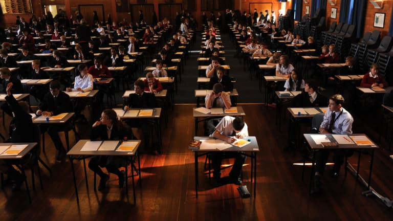 Standardised testing processes such as NAPLAN cannot recognise the achievement of those who learn differently.