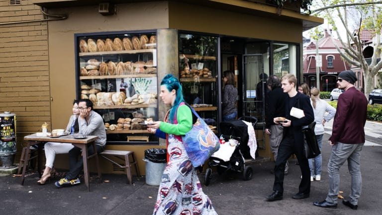 Bourke Street Bakery started as a tiny corner store in Surry Hills in 2004.