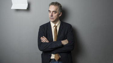 "Jordan Peterson: while one observer describes him as ""brilliant"", another labels him ""the stupid man's smart person""."