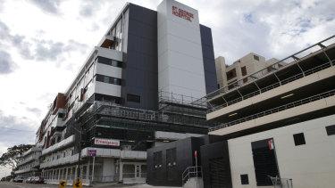 St George Hospital.