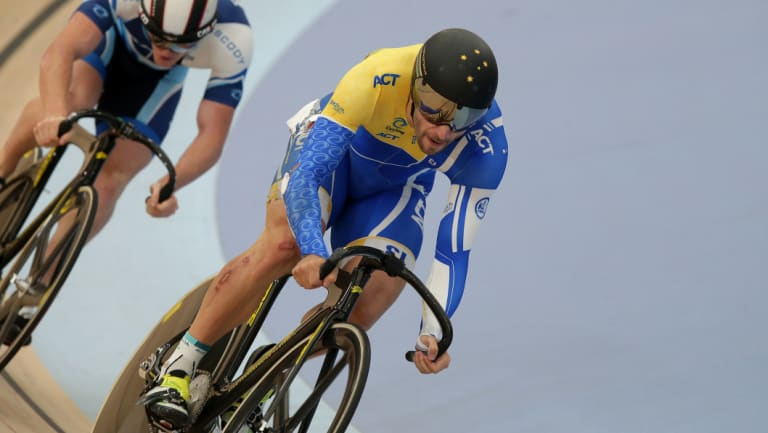 Nathan Hart won World Cup gold.